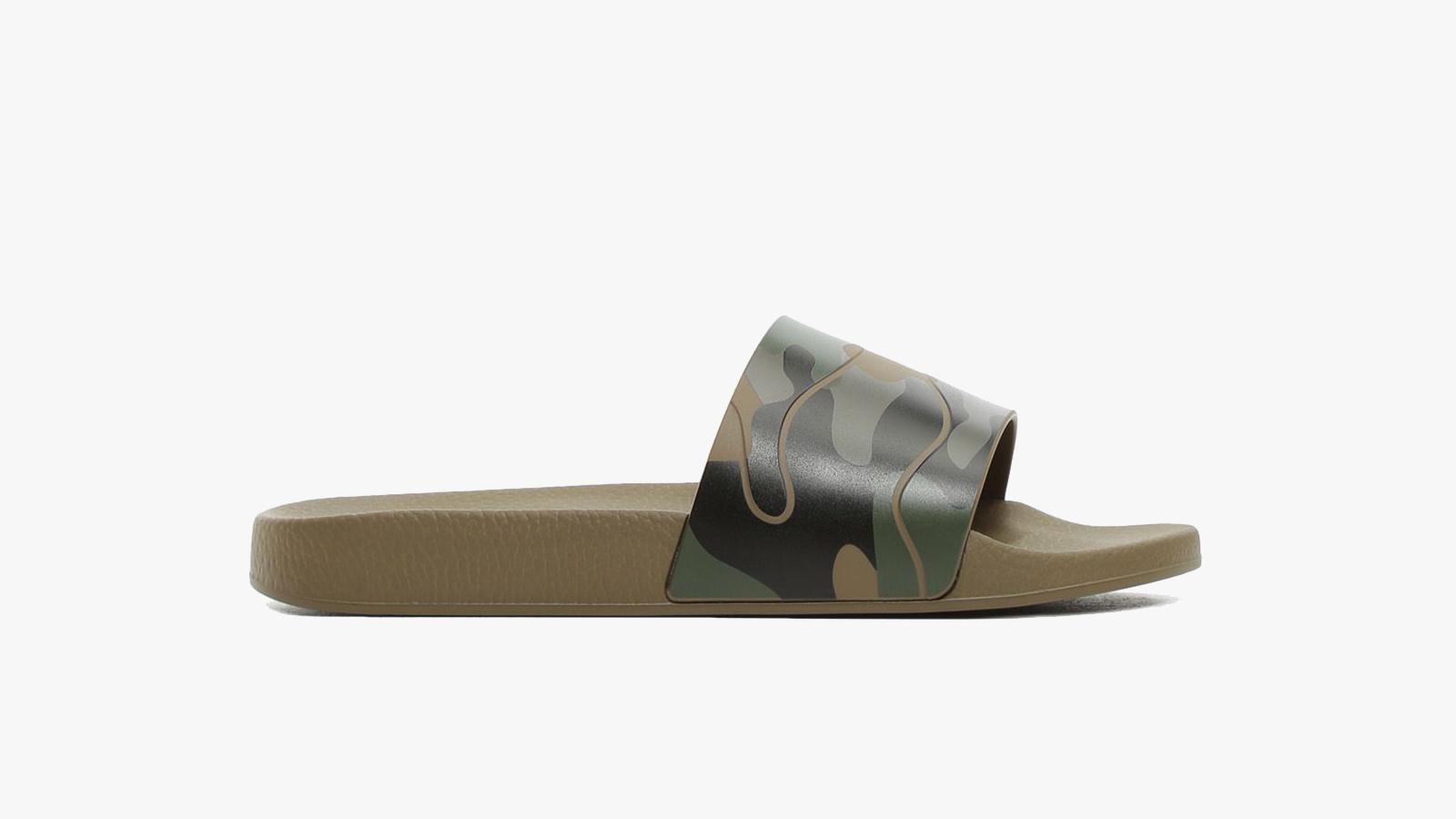 Valentino Camouflage Best Men's Slides