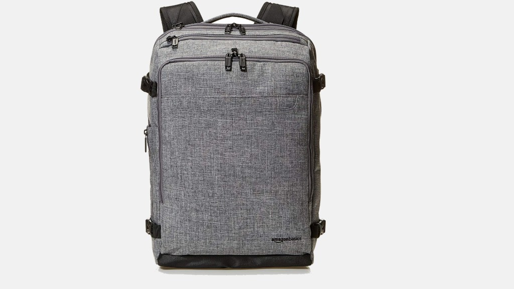 AmazonBasics Best Travel Backpack for Men