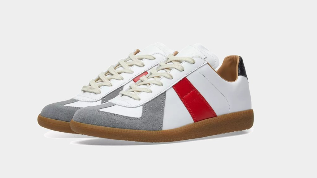 Maison Margiela 22 Color Block Replica Sneaker