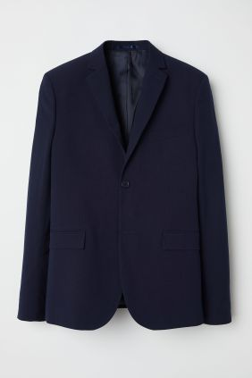 best mens blazers - h&m