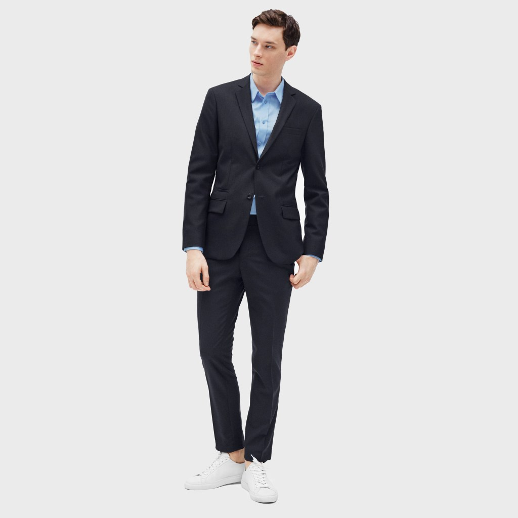 Suit - Capsule Wardrobe Essential