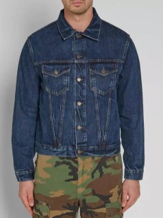 best mens denim jackets - RRL 3RD Edition Denim Jacket