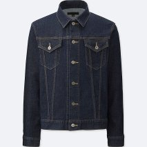 Uniqlo Men's Denim Jacket