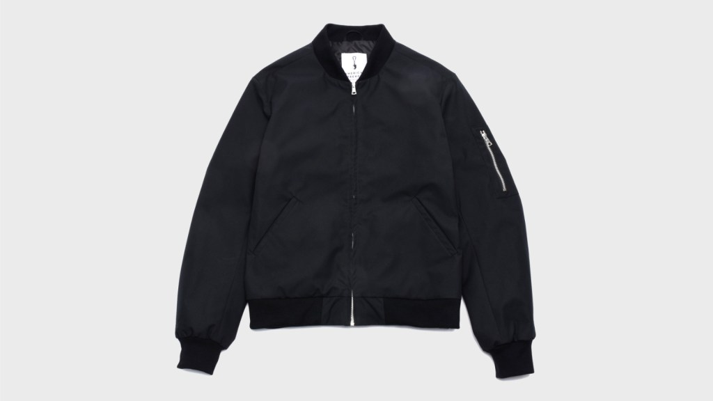 Men's Bomber Jacket: Men's Spring Fashion