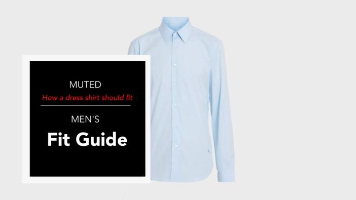 How Should a Men's Dress Shirt Fit?