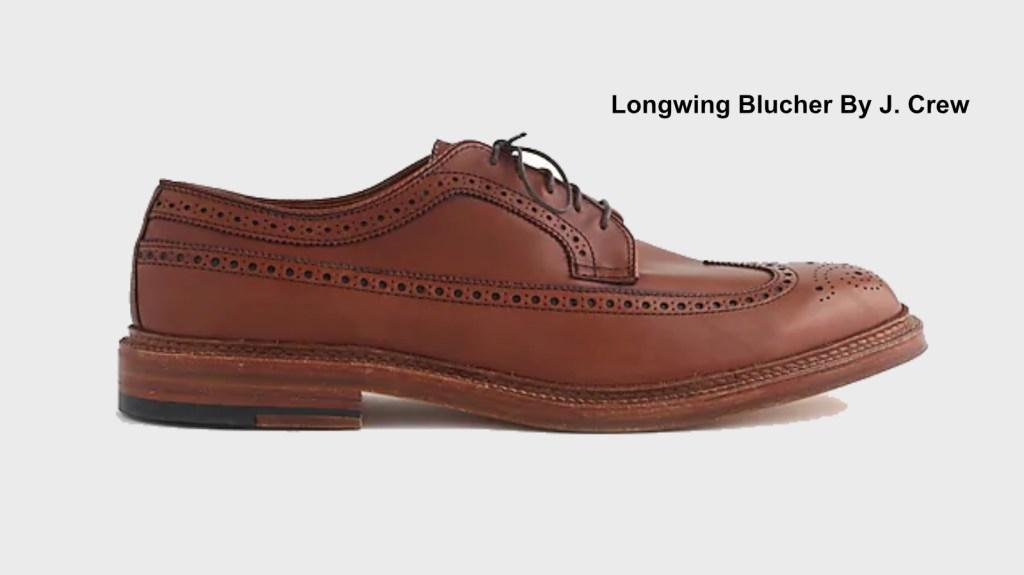 best mens dress shoes - blucher