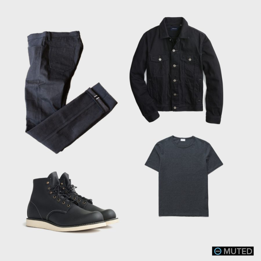 best mens outfits #2 - best mens plain t-shirts