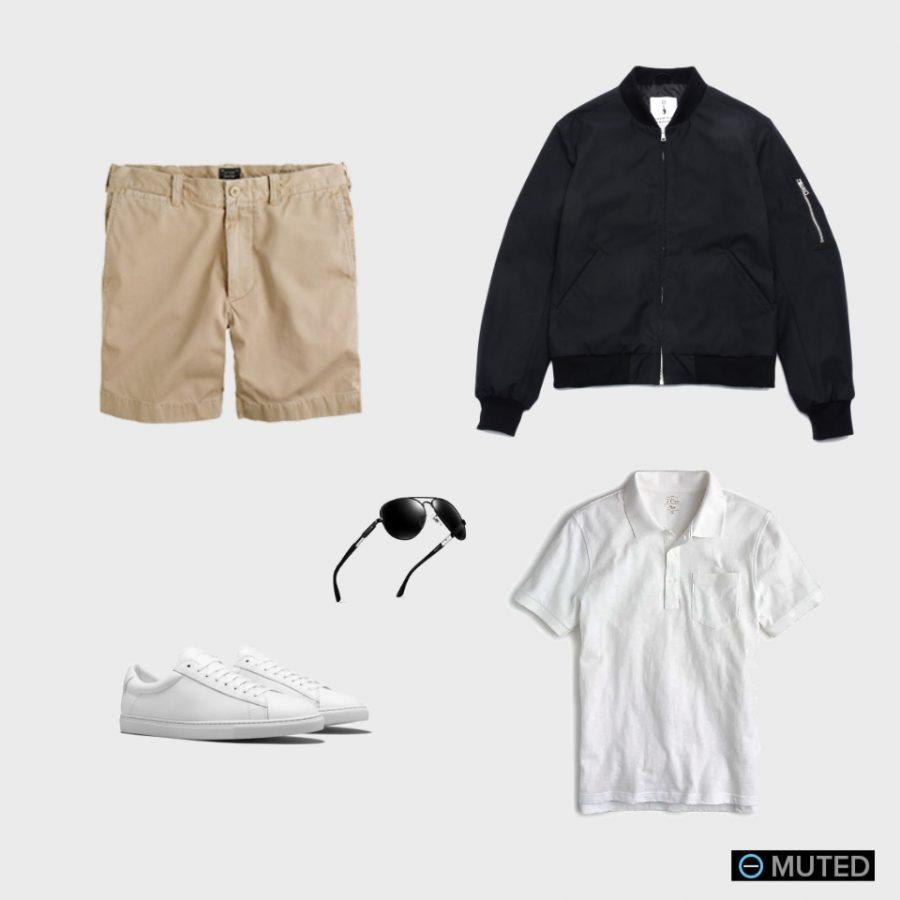 j. crew best mens chino shorts