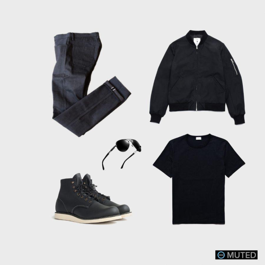 best mens outfits #4 - best mens plain t-shirts