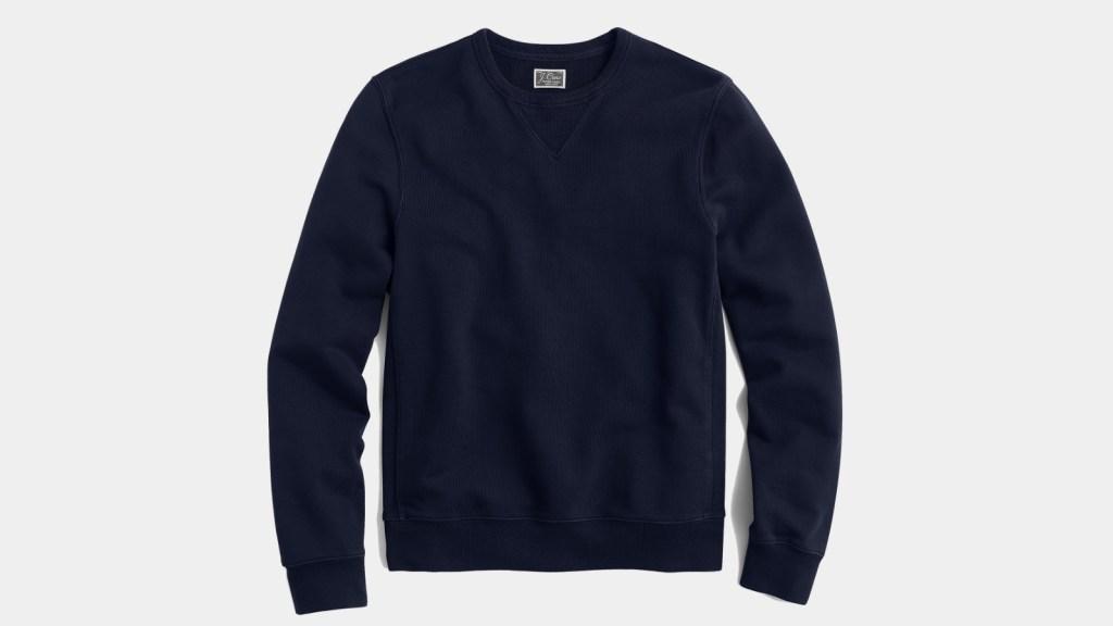 J. Crew Best Men's Sweatshirt