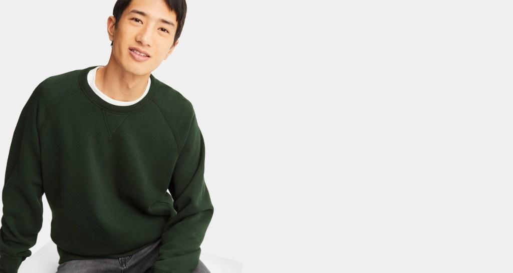 Uniqlo Best Men's Sweatshirt