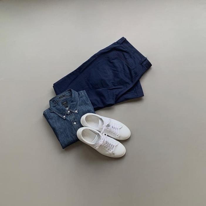 best mens denim shirts | best mens outfits #1