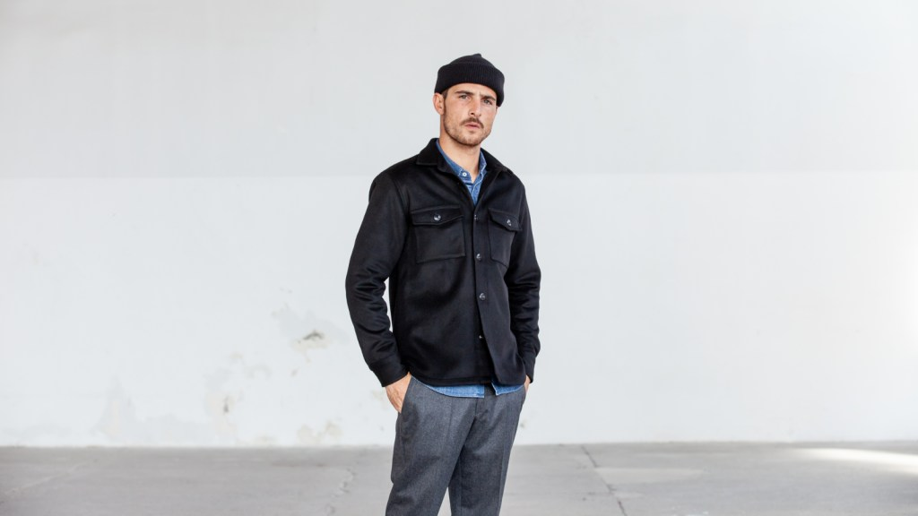 best mens lightweight jackets drapeau noir
