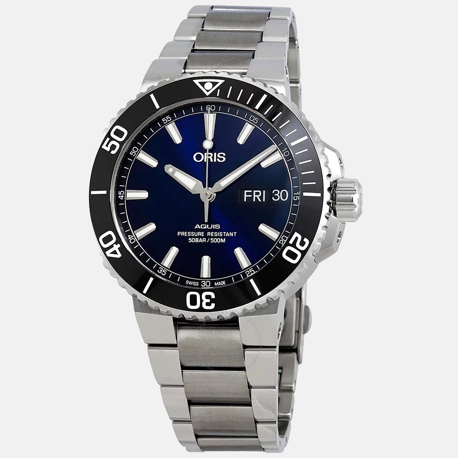 Oris Aquis Best Dive Watches for Men