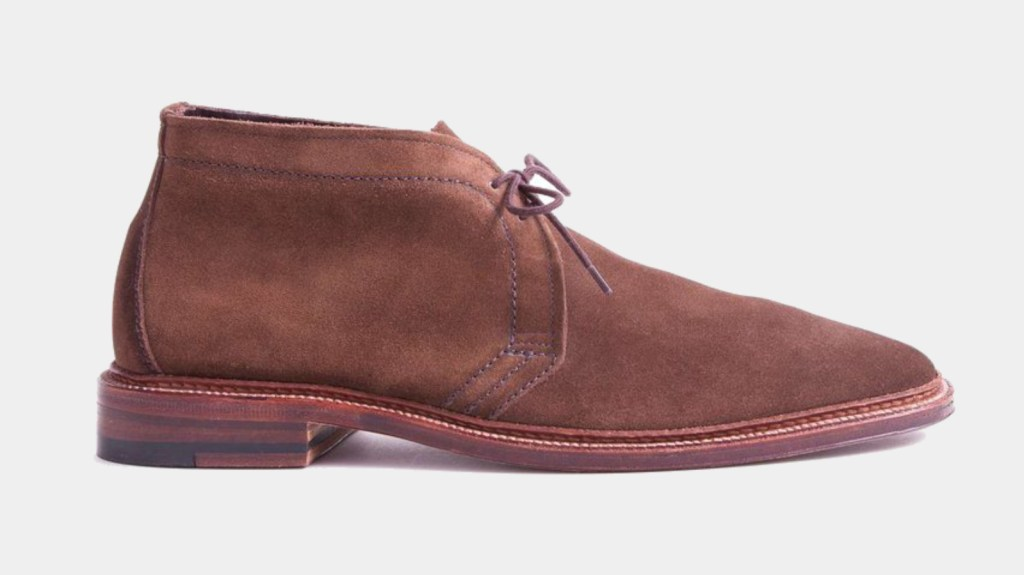 Alden Best Men's Chukkas