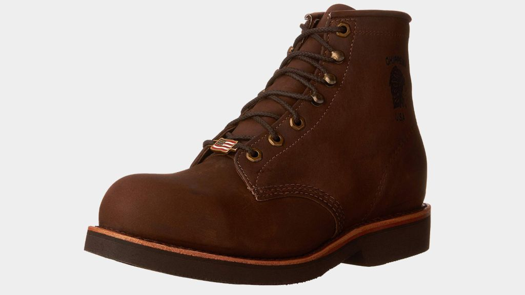 Chippewa Men's American Made Work Boots