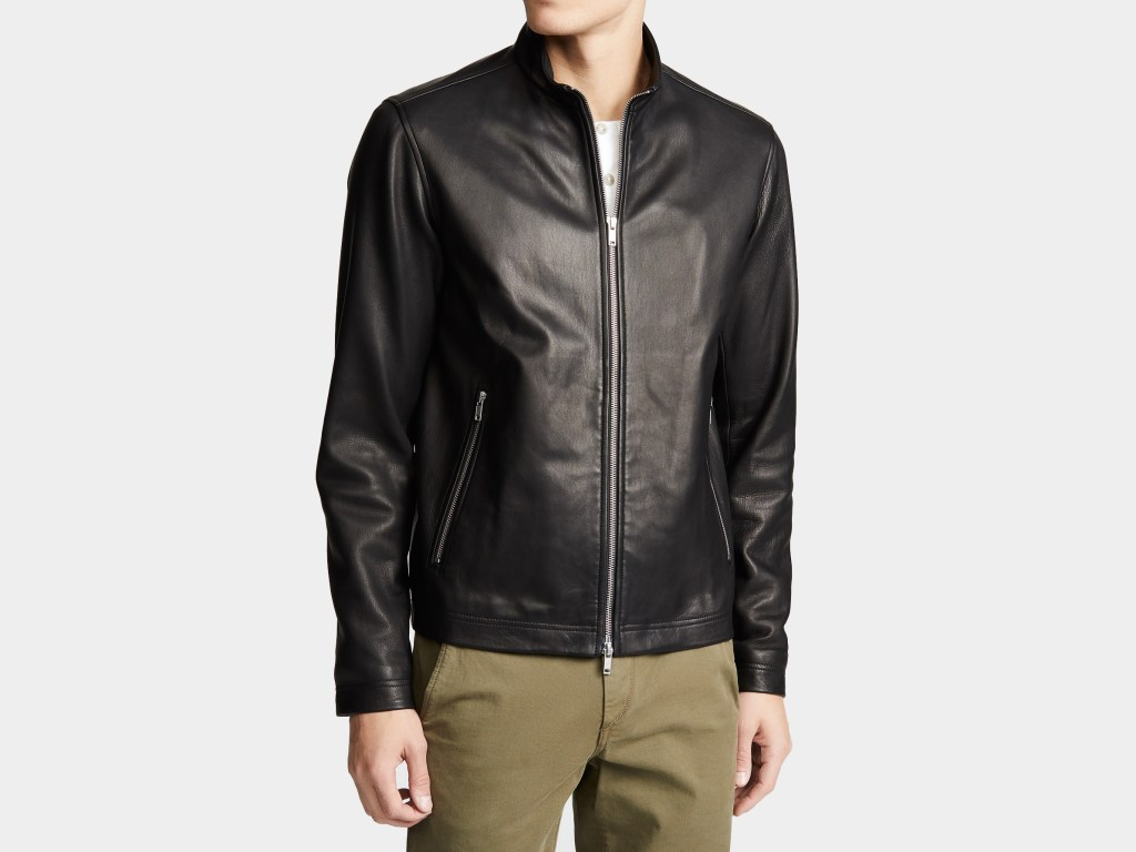 East Dane Best Leather Jacket for Men