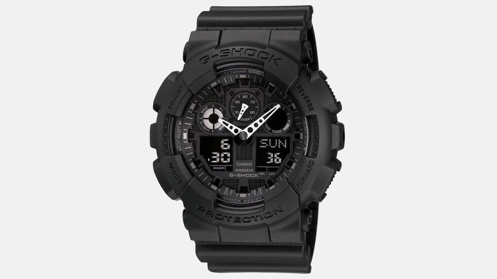 G-Shock GA100 Best Digital Watches for Men