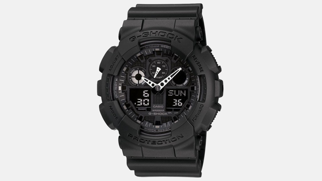 G-Shock GA100 Best Digital Watches for Men
