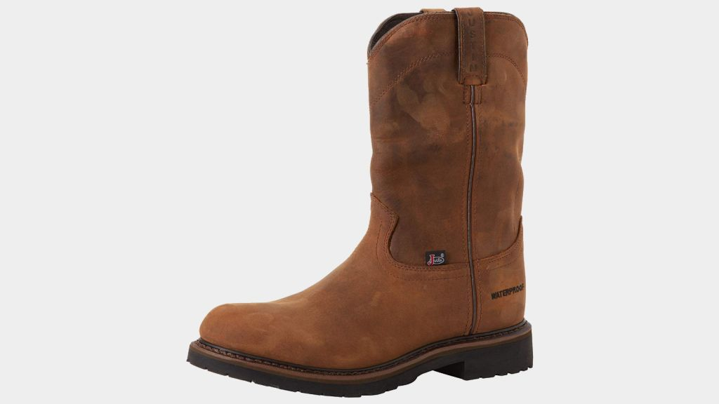 Justin Original American Made Work Boots