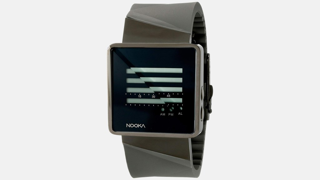 Nooka Best Digital Watches for Men