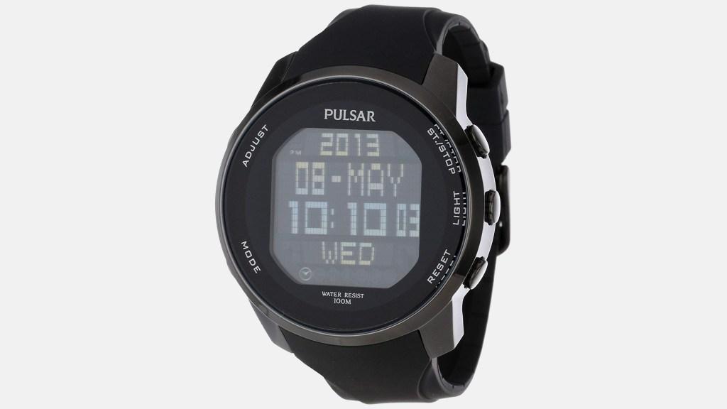 Pulsar Best Digital Watches for Men