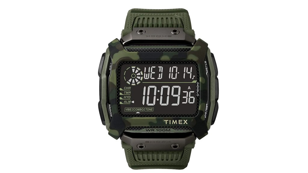 Timex Command Shock Best Digital Watches for Men