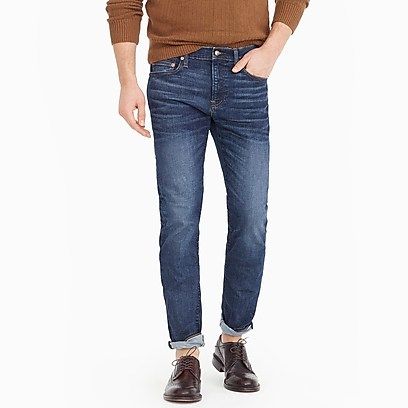 J. Crew 484 fit Jeans Men's Winter Fashion