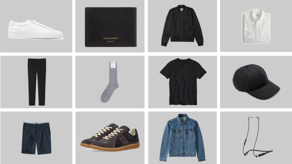 Men's Summer Fashion Essentials