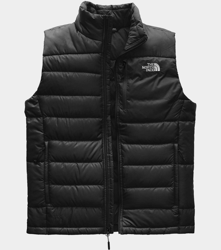 capsule wardrobe men's vest | The North Face