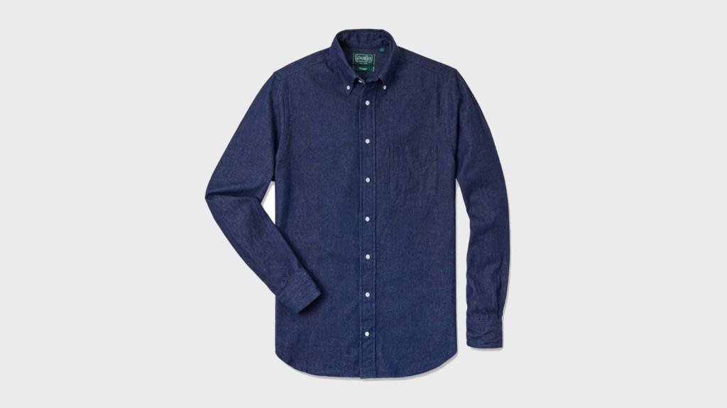 Denim Shirt - Capsule Wardrobe Essential