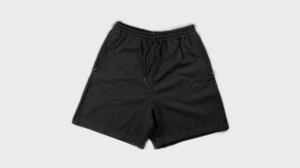 Men's Sweat Shorts - Capsule Wardrobe Essential