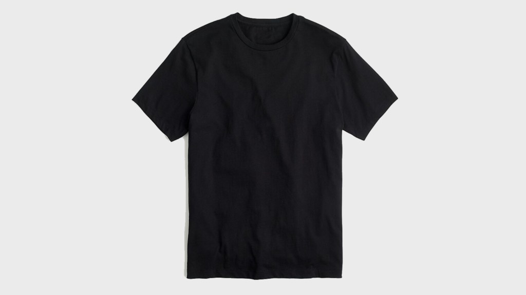Plain T-Shirt - 4 Season Capsule Wardrobe Essential