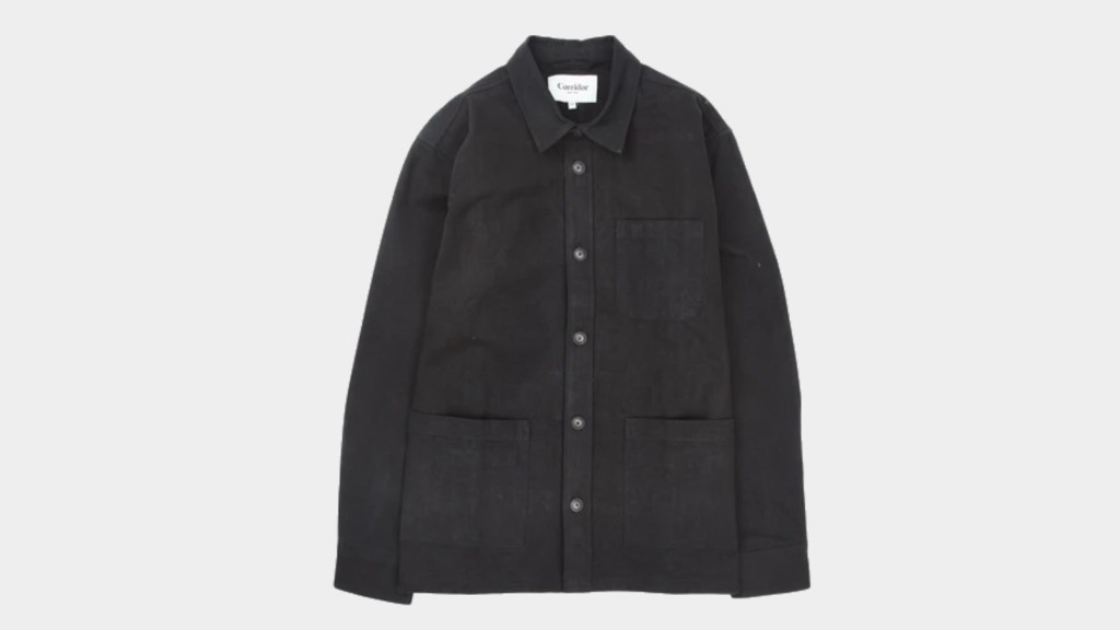 best overshirts for men from Corridor NYC