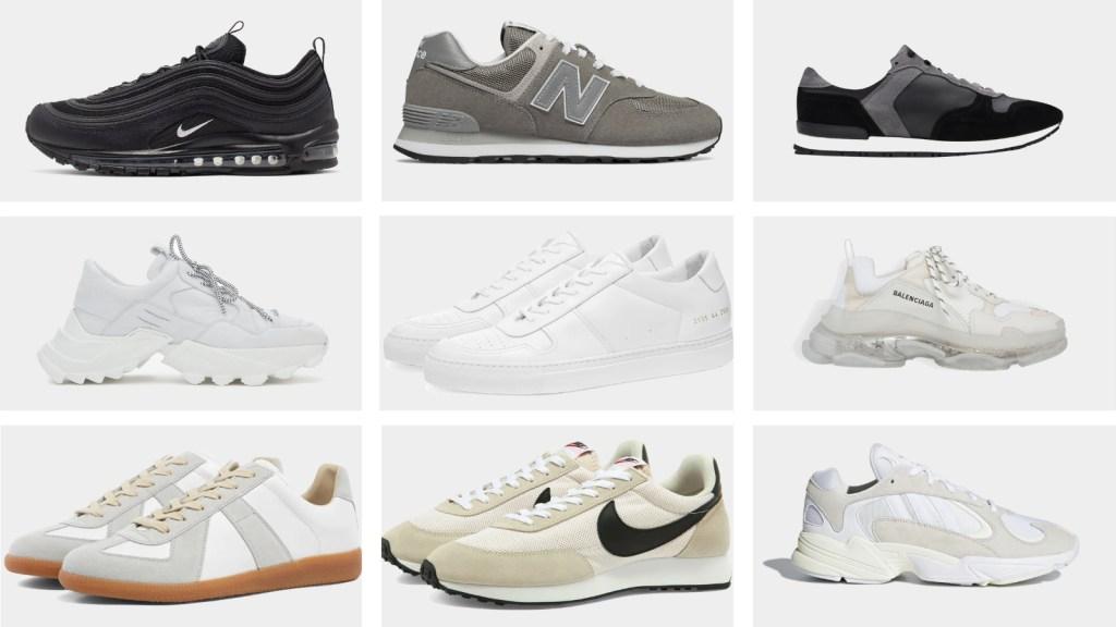 Best Casual Sneakkers for Men