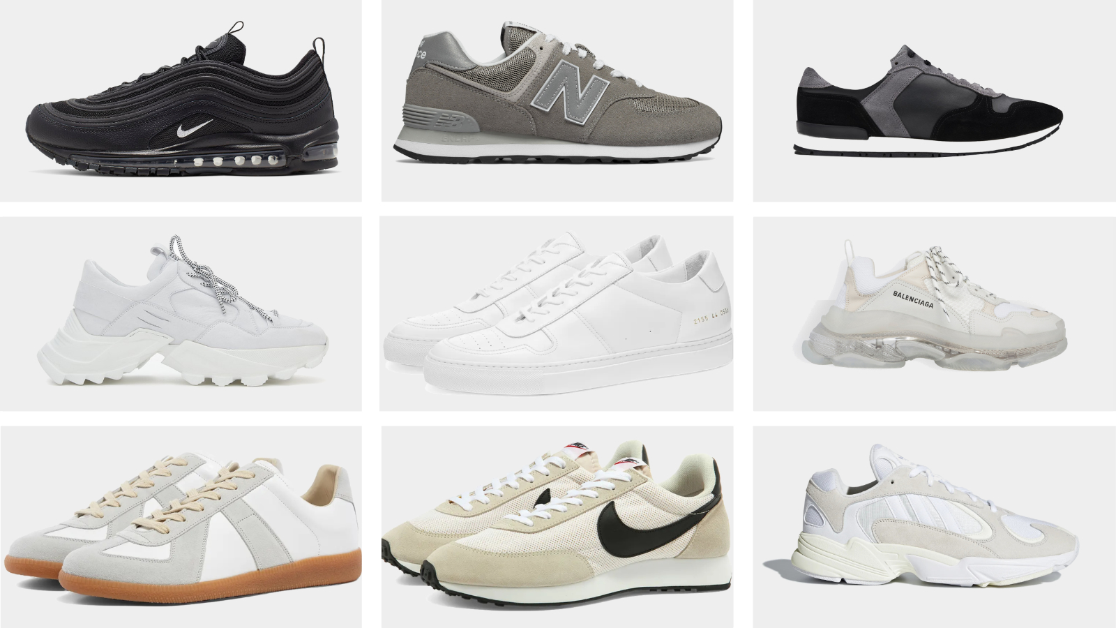 10 Best Casual Sneakers for Men – Perfect for any Budget and Every Occasion