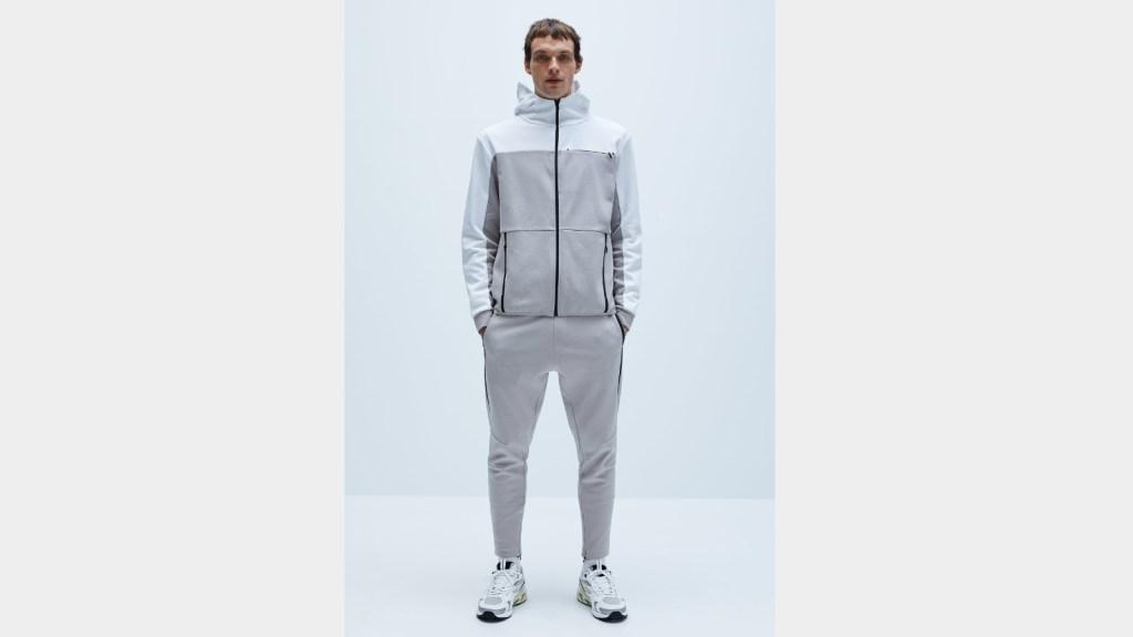 Zara Contrasting Men's Joggers