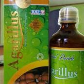 hentikan gejala kanker serviks dengan agarillus herbal drink