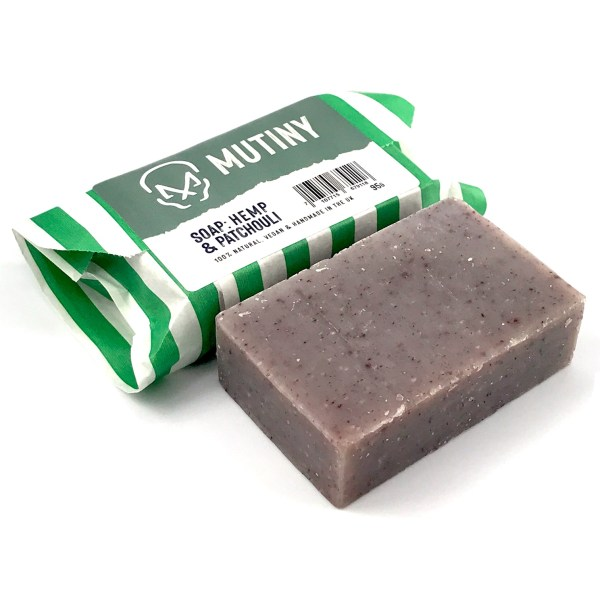 Soap - Hemp & Patchouli