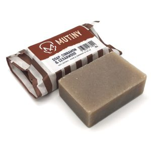Soap - Hemp & Lemongrass