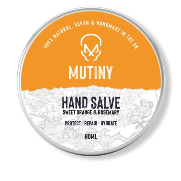 Hand Salve - Sweet Orange & Rosemary