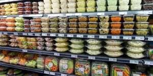 Alkali diyet hazır yiyecekler