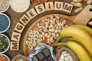 Magnezyum İçeren Yiyecekler ve Magnezyumun Önemi
