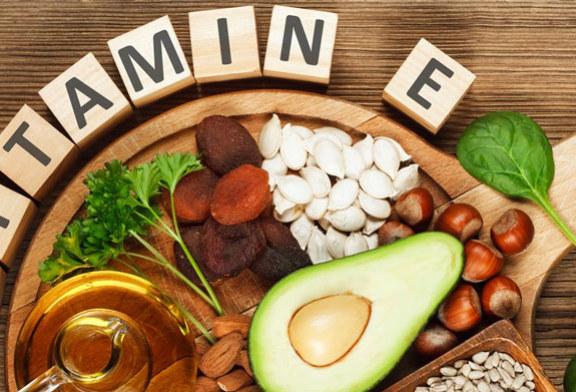 E Vitamini'nin Sağlığa ve Cilde Faydaları