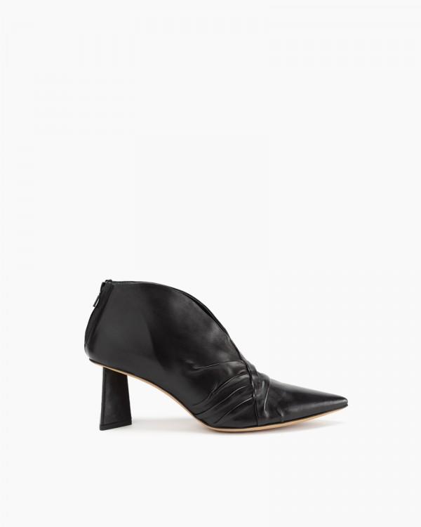 malloni scarpa nera