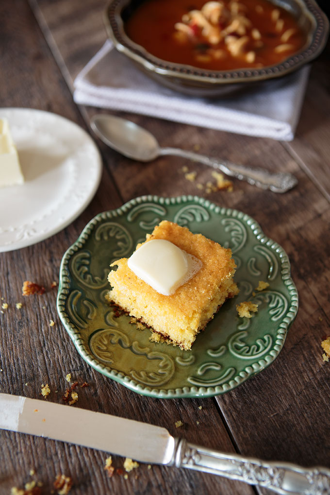 Sweet Cornbread - By Request