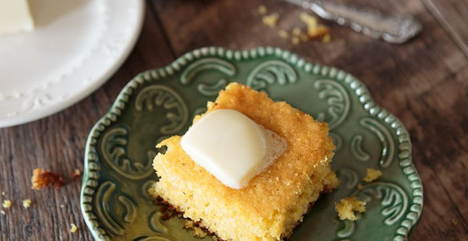 Sweet Cornbread – By Request