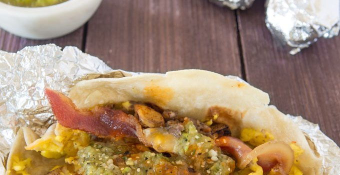 Texas Breakfast Tacos