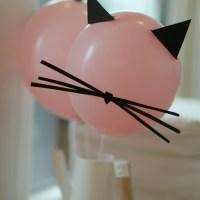 Catspiration: Ideen für die Katzenparty