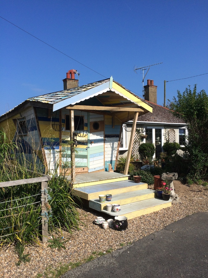 Beach Hut homage